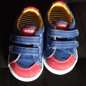 Sperry Shoes - Sperry baby slip on shoes size 3m, new